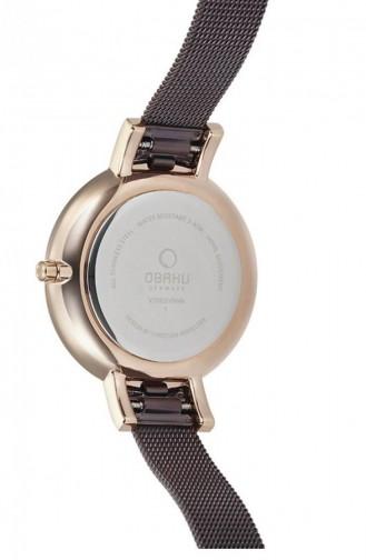 Metal Wrist Watch 158LEVNMN