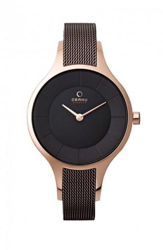 Bronze Horloge 165LXVNMN