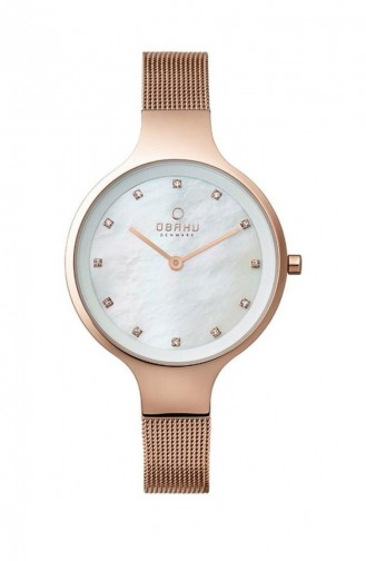 Rose Skin Watch 173LXVWMV