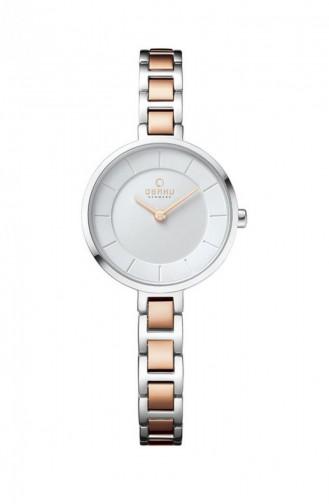 Silver Gray Wrist Watch 183LXCISC