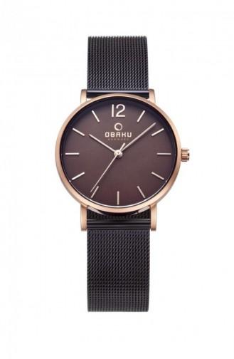 Black Wrist Watch 197LXVNMN
