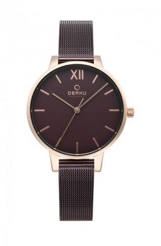 Damson Horloge 209LXVNMN