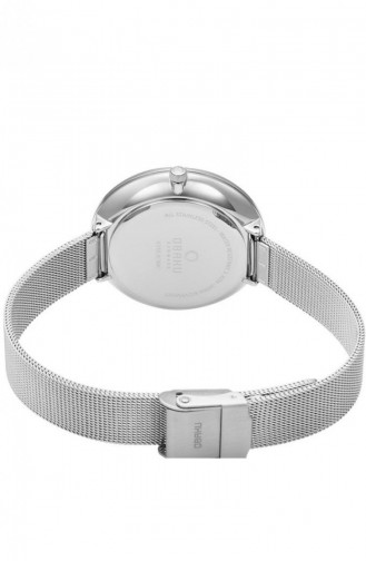 Silver Gray Wrist Watch 211LXCIMC