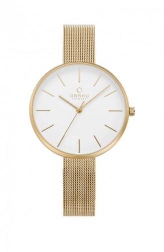 Gold Wrist Watch 211LXGIMG