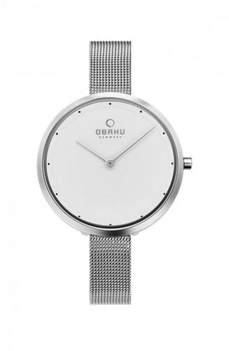 Silver Gray Wrist Watch 227LXCIMC
