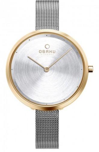 Silver Gray Wrist Watch 227LXGIMC