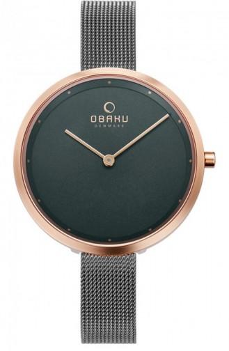 Anthracite Wrist Watch 227LXVJMJ
