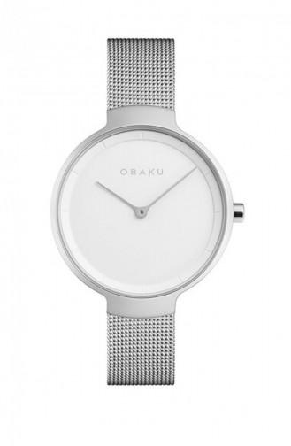 Silver Gray Wrist Watch 231LXCIMC