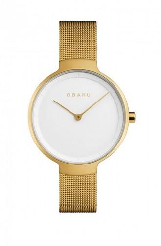 Gold Wrist Watch 231LXGIMG
