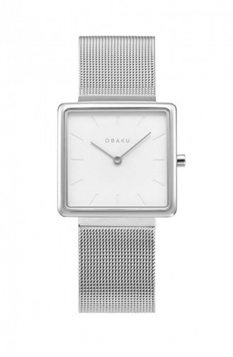 Silver Gray Wrist Watch 236LXCIMC