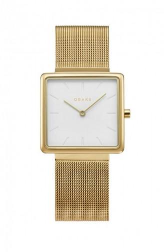 Gold Wrist Watch 236LXGIMG