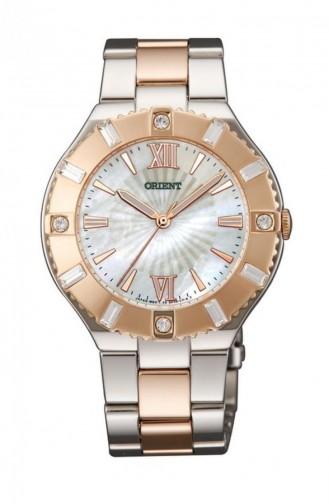Silver Gray Wrist Watch 0D002W0