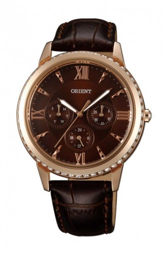 Brown Wrist Watch 03001T0