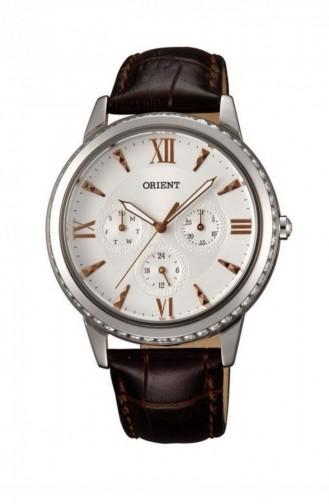 Brown Wrist Watch 03005W0