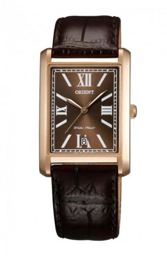 Brown Wrist Watch 001T0