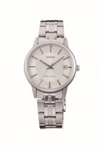 Silver Gray Wrist Watch 7003W0