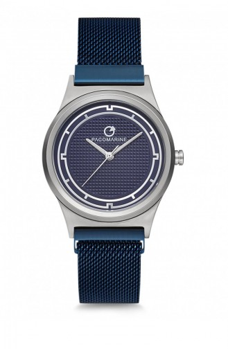 Navy Blue Wrist Watch 16005.06
