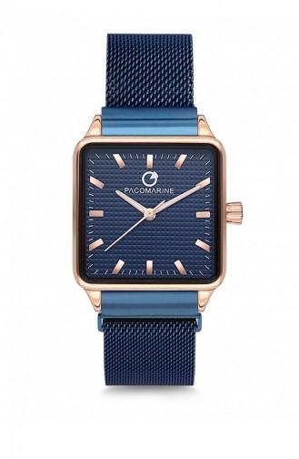 Navy Blue Wrist Watch 16006.05
