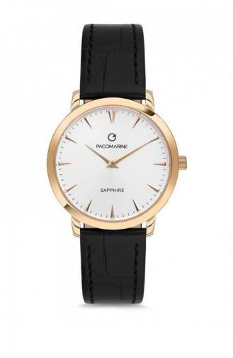 Black Wrist Watch 19004.04