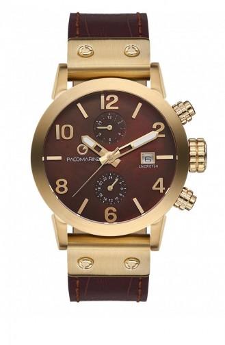 Gold Wrist Watch 51019.03