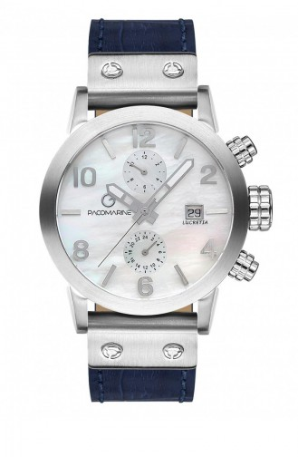 Silver Gray Wrist Watch 51019.04