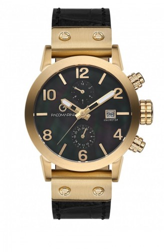 Gold Wrist Watch 51019.06