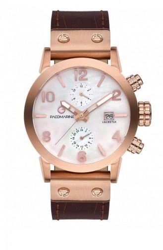 Bronze Wrist Watch 51019.10