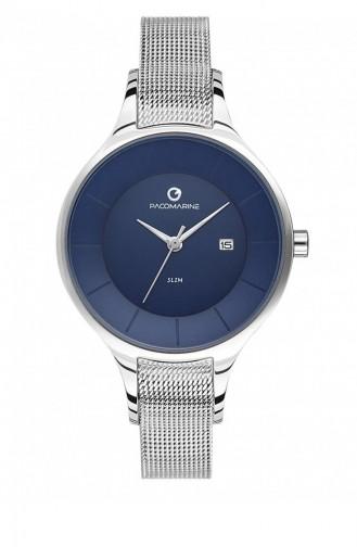 Silver Gray Wrist Watch 51024.04