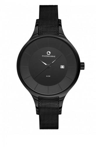 Black Wrist Watch 51024.06