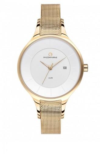 Gold Wrist Watch 51024.10