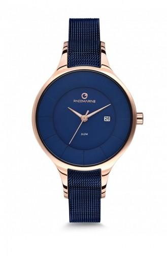 Navy Blue Wrist Watch 51024.11