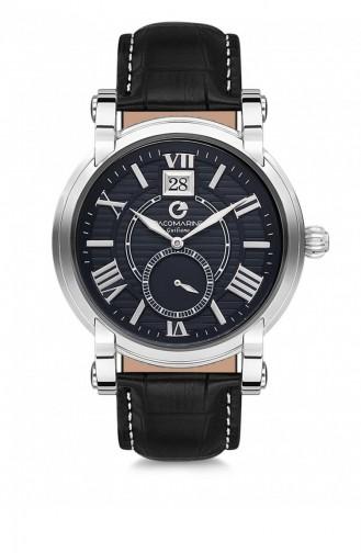 Black Wrist Watch 51087.02