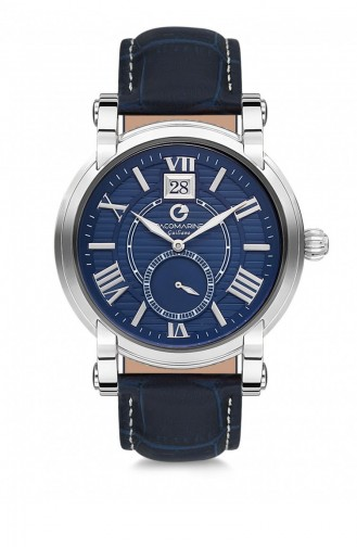 Navy Blue Wrist Watch 51087.04