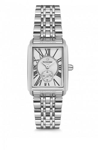 Silver Gray Wrist Watch 51132.01