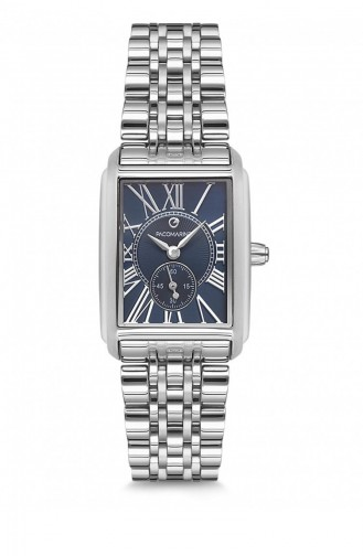 Silver Gray Wrist Watch 51132.03