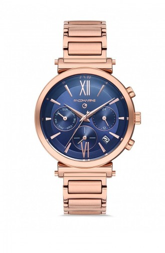 Bronze Wrist Watch 51201.01