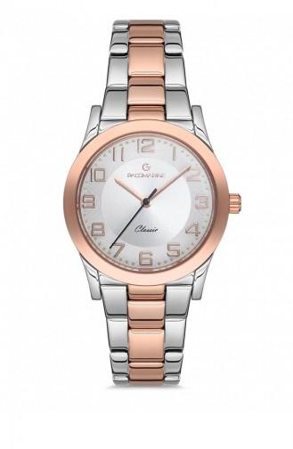 Bronzfarben Uhren 51207.03