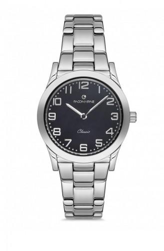 Silver Gray Wrist Watch 51207.05
