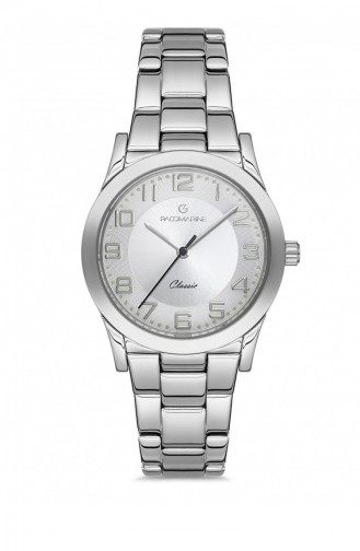 Silver Gray Watch 51207.07
