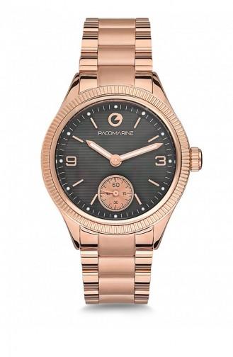 Bronze Wrist Watch 61098.08