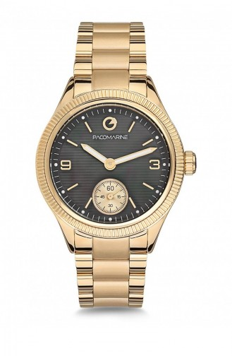 Gold Wrist Watch 61098.10