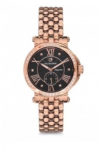 Bronze Wrist Watch 61100.06
