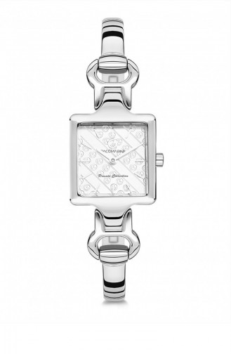 Silver Gray Wrist Watch 61113.05