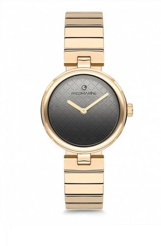 Golden Yellow Watch 61116.04