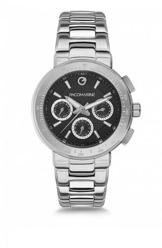 Silver Gray Horloge 61131.03