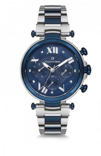 Silver Gray Wrist Watch 61199.05