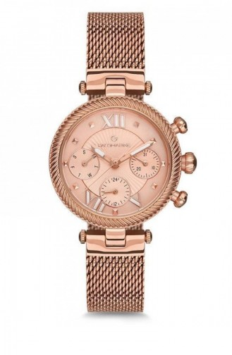 Bronze Wrist Watch 61200.03