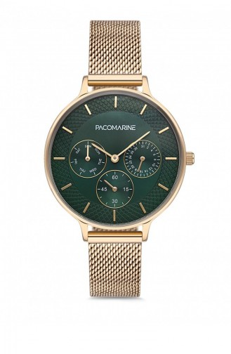 Gold Wrist Watch 88003.06