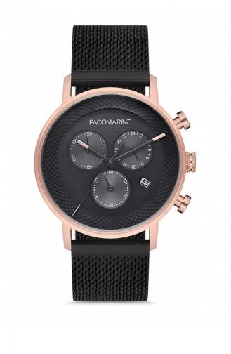 Black Wrist Watch 88004.03