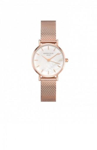 Rose Tan Wrist Watch 26WR.265